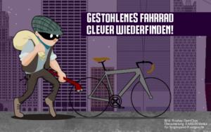 Fahrrad geklaut was tun